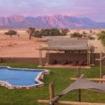 Circuit 4x4 lune de miel lodge luxe namibie