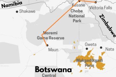 Extension Safari au Botswana Okavango, Chobe et Chutes Victoria