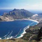 Cape Town et océan en Afrique du Sud 4X4 équipé camping