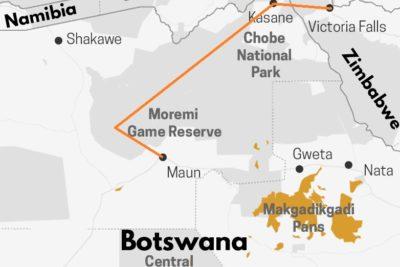 Voyage Botswana - safari guidé Safari Okavango Chobe
