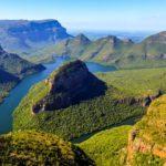 Blyde River Canyon dans la région du Mpumalanga en Afrique du Sud