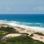 Vue plage Dunes de Dovela